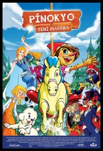 Pinokyo: Yeni Macera (2007) afişi
