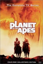 Planet Of The Apes (1974) afişi