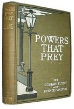 Powers That Prey (1918) afişi