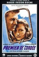Premier De Cordée (1999) afişi