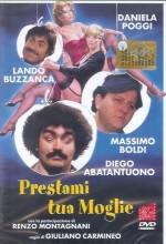 Prestami Tua Moglie (1980) afişi