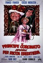 Principe Coronato Cercasi Per Ricca Ereditiera (1970) afişi