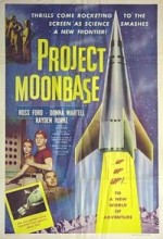 Project Moonbase (1953) afişi