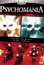 Psychomania (1973) afişi