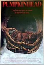 Pumpkinhead (1988) afişi