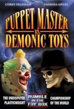 Puppet Master Vs Demonic Toys (2004) afişi