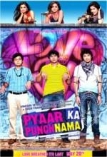 Pyaar Ka Punchnama (2011) afişi