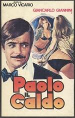 Paolo il caldo (1973) afişi