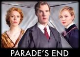 Parade's End (2012) afişi