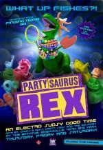 Partysaurus Rex (2012) afişi