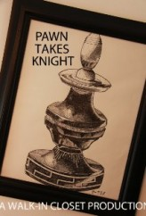 Pawn Takes Knight (2012) afişi