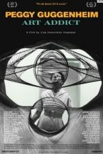 Peggy Guggenheim: Art Addict (2015) afişi