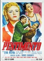 Pentimento (1952) afişi
