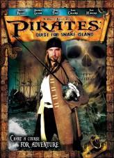 Pirates: Quest for Snake Island (2009) afişi