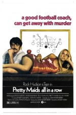 Pretty Maids All in a Row (1971) afişi