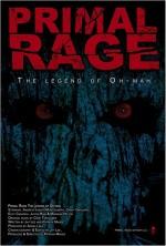 Primal Rage (2018) afişi