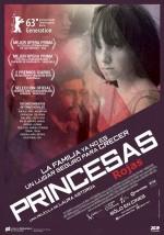 Princesas rojas (2013) afişi