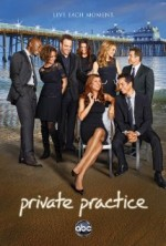 Private Practice Sezon 5 (2011) afişi