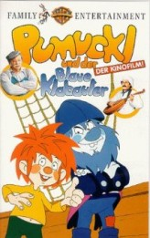 Pumuckl und der blaue Klabauter (1994) afişi