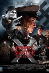 Puppet Master X: Axis Rising (2012) afişi