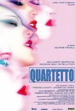 Quartetto (2001) afişi