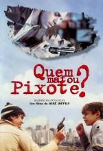 Quem Matou Pixote? (1996) afişi