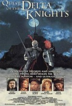 Quest Of The Delta Knights (1993) afişi