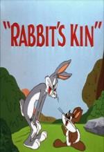 Rabbit's Kin (1952) afişi