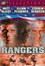 Rangers (2000) afişi