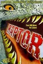 Raptor (2001) afişi