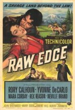 Raw Edge (1956) afişi