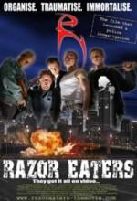 Razor Eaters (2003) afişi