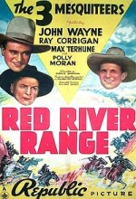Red River Range (1938) afişi