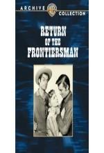 Return Of The Frontiersman (1950) afişi