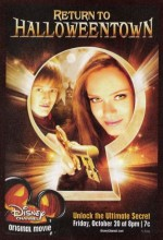 Return To Halloweentown (2006) afişi