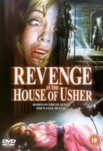 Revenge In The House Of Usher (1982) afişi