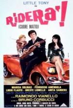 Riderà! (1967) afişi