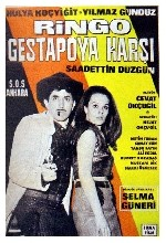 Ringo Gestapo'ya Karşı (1967) afişi