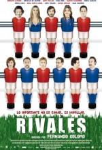 Rivales (2008) afişi