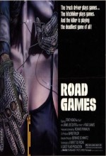 Road Games (1981) afişi