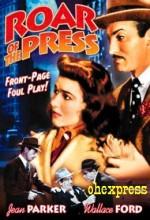 Roar Of The Press (1941) afişi