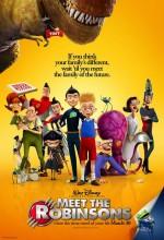 Robinson Ailesi (2007) afişi