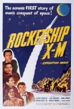 Rocketship X-m (1950) afişi