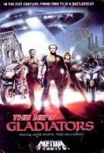 Roma 2072: Los Nuevos Gladiadores (1984) afişi