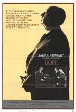 Rope (1948) afişi