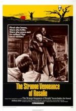 Rosalie'nin Garip Intikamı (1972) afişi
