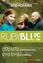 Ruby Blue (2007) afişi