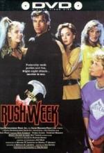 Rush Week (1989) afişi
