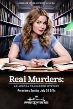 Real Murders: An Aurora Teagarden Mystery (2015) afişi