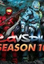 Red vs. Blue: Season 10 (2012) afişi